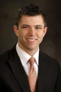 Portrait of Travis Huff