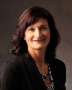 Portrait of Theresa Davis